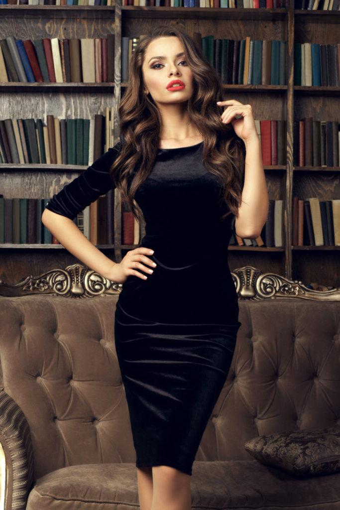 sukienki damskie czarne