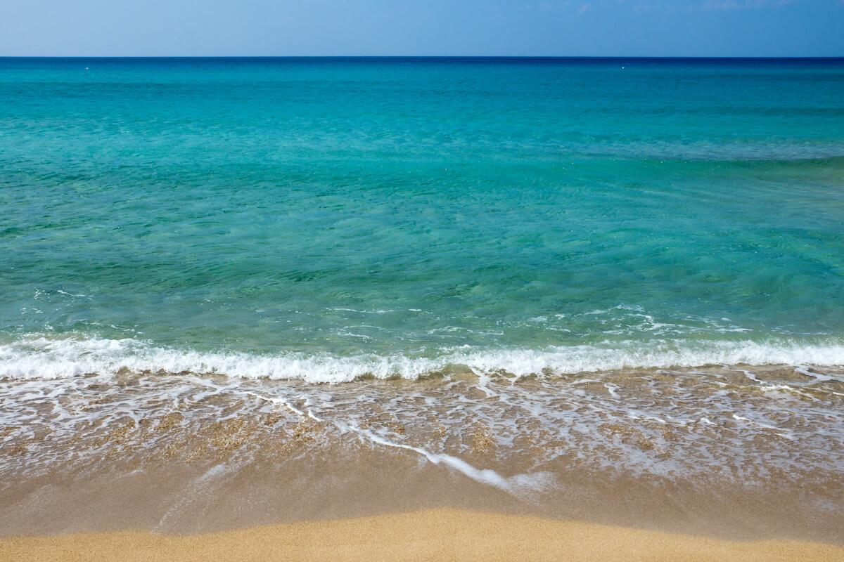 Kreta plaże
